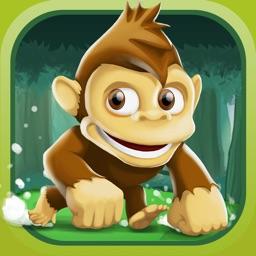 Banana Island Jungle Run: Monkey Kong Runner - Danger Dash Arcade Game