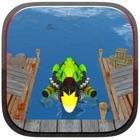 Jet Boat Rush Survival fantástico jogo 3D icon