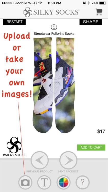 Silky Socks