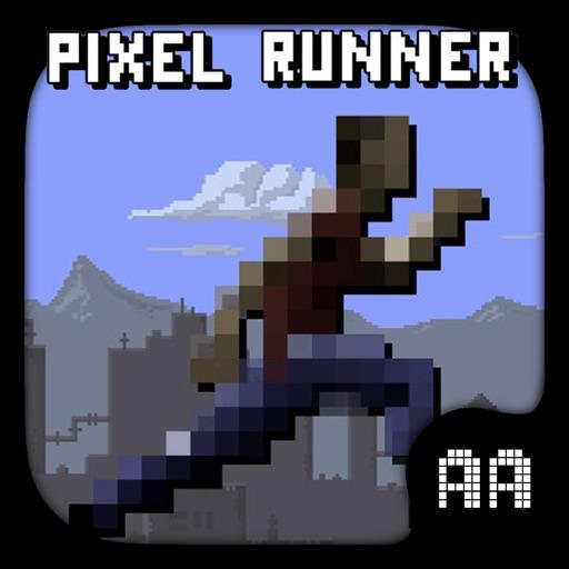 Pixel Runner - Endless Arcade Survival Running Game