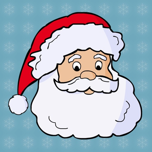 Santa Claus and Christmas Games Icon