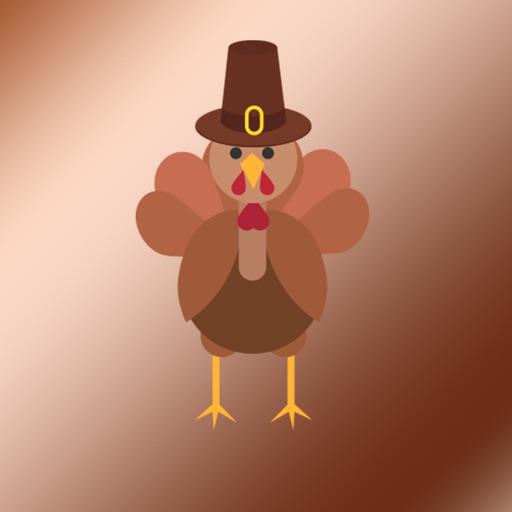 Turkey Day Sticker Pack