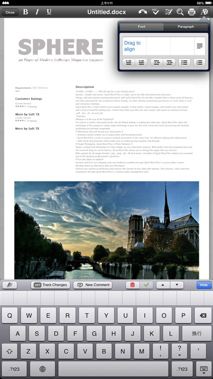 Documents To Go- for Microsoft Office 365 Suite
