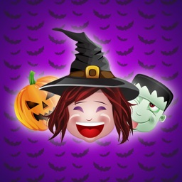 Halloween Stickers from Halloween Solitaire