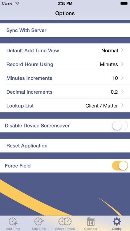Carpe Diem Mobile screenshot-3