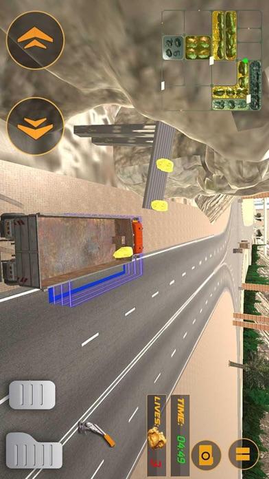 鉱業運転と2017駐車場クエストシミュレータのスクリーンショット2
