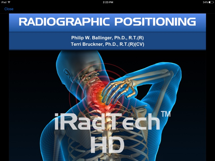 iRadTech HD screenshot-0