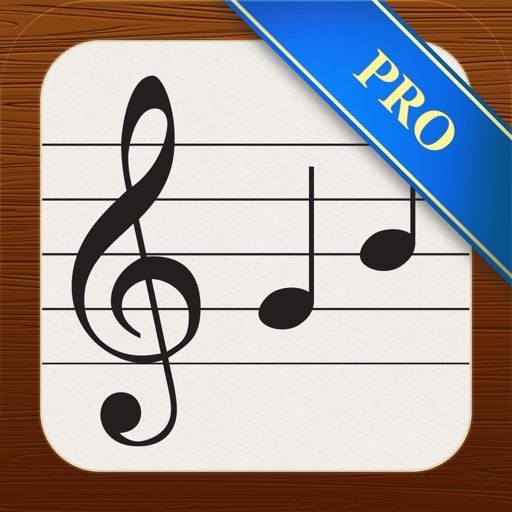 inTone Pro - tuner and music practice companion