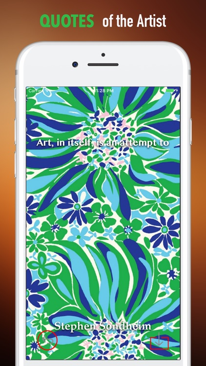 HD Wallpapers for Vera Bradley:Design Art screenshot-3