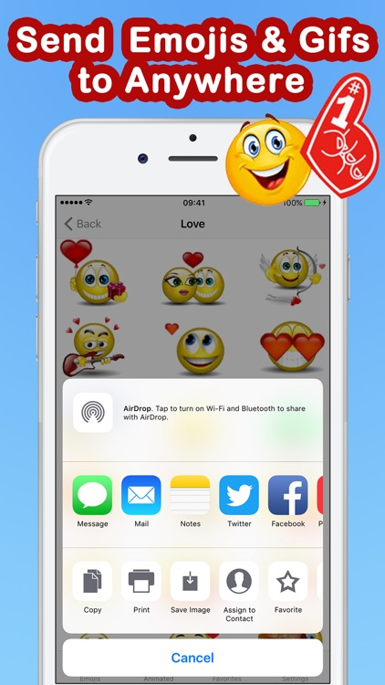 Emoticons Keyboard Pro - Adult Emoji for Texting screenshot-4