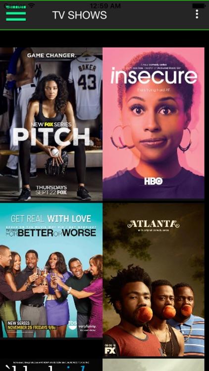 Black Box - Black Movie List