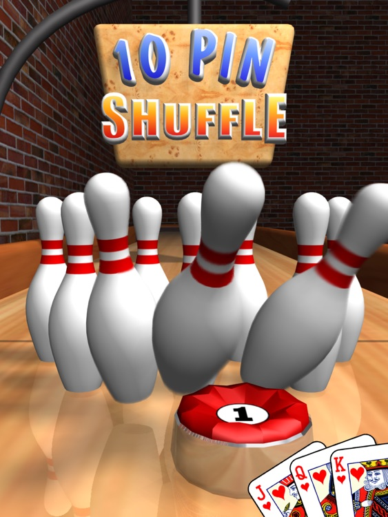 10 Pin Shuffle for iPad screenshot-0