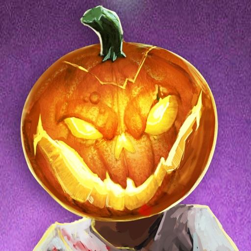 Carnival Halloween Theme.Zombies Night Halloween Carnival Night By Xuelai Pei