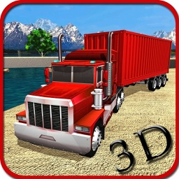 Cargo Trucker Driving Simulation: Transport Truck