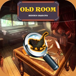 Free Hidden Objects Game : Old Room