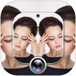 Mirror Photo Editor with Effects Split & Blend Pic