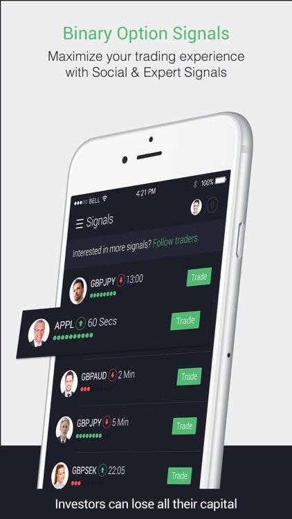 QuickOption Mobile Trading screenshot-4