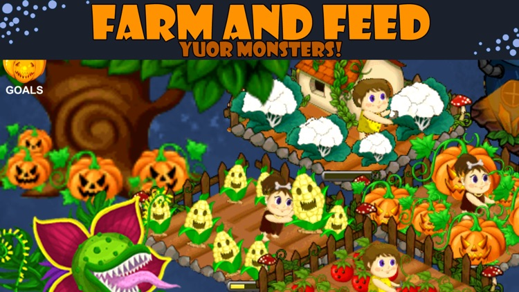 Halloween City 2 - World Builder games of Monster screenshot-4