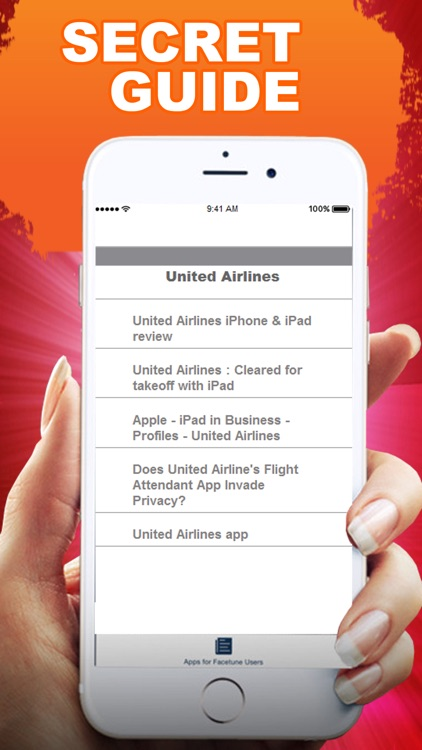 Guide for United Airlines by Aris Suhendra
