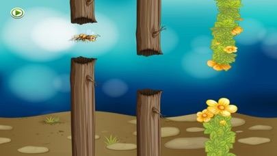 Angry Bee - Flying High (Premium) screenshot four