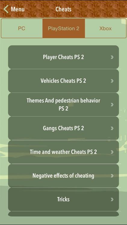 Walkthrough+Mission Guide for GTA Sen Andreas screenshot-3