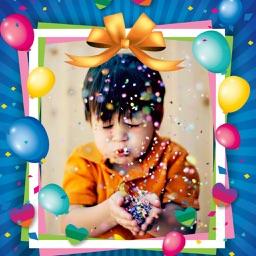 Birthday Photo Frames 2017