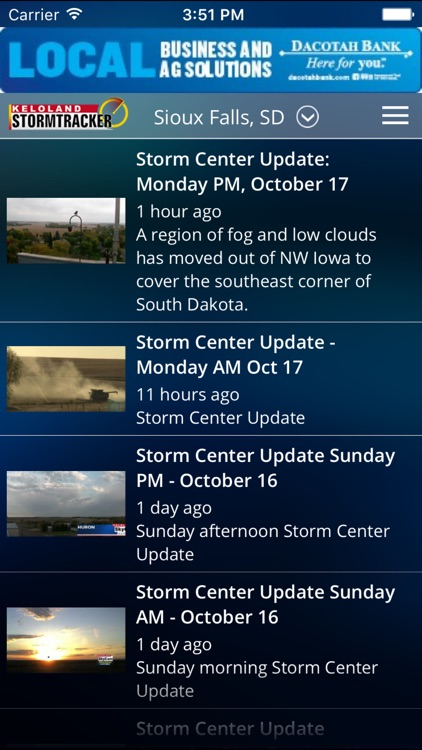 KELO Weather – South Dakota forecasts and radar screenshot-4