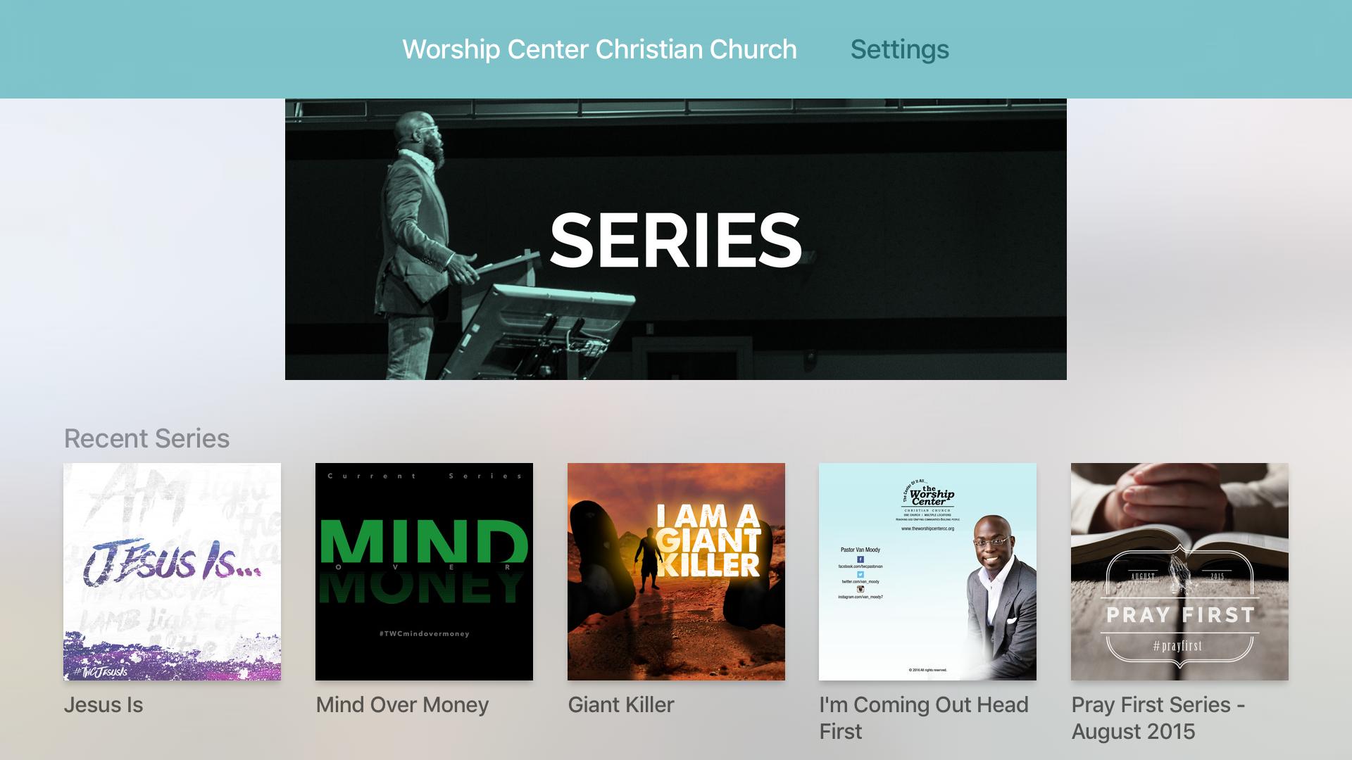 The Worship Center screenshot 7