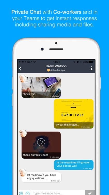 MangoApps, Work from Anywhere screenshot-4