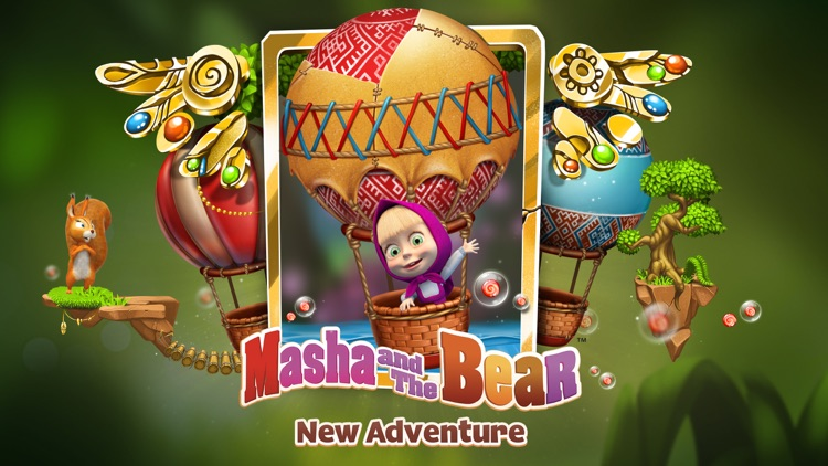 Masha and The Bear: New Adventure screenshot-0