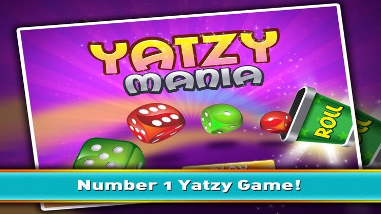 Yatzy Mania - Classic Yahtzee Dice Skill Game Free screenshot-4