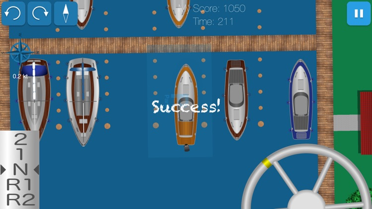Hafenskipper - Dock & Maneuver in the Harbor screenshot-4
