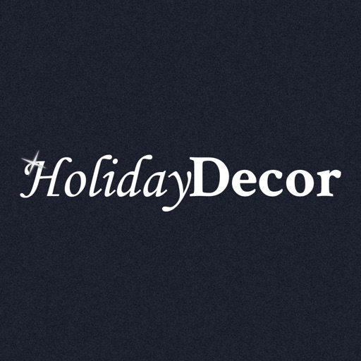 Holiday Decor Magazine