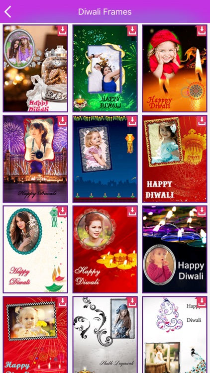 Diwali Photo Frames HD 2016 screenshot-4