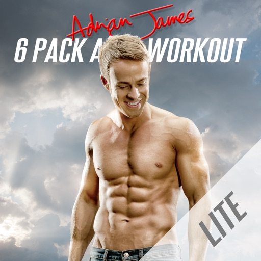 Adrian James 6 Pack Abs Workout Lite iOS App