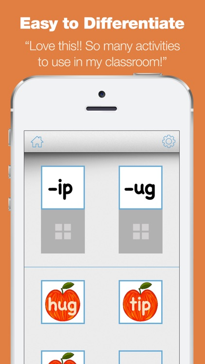 Kindergarten Learning Games - Fall Review App screenshot-3