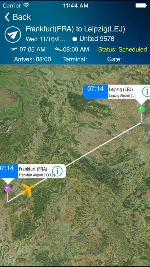 Leipzig Halle Airport Pro LEJ Flight Tracker on the App Store