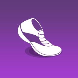 Pedometer Step Counter & Walk Tracker by Runtastic