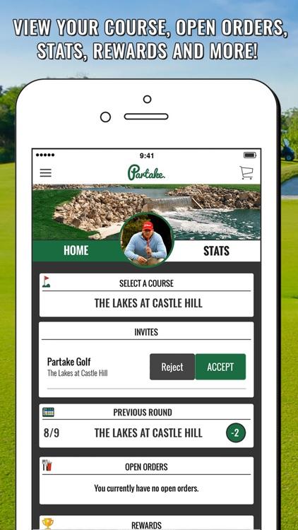 Partake Golf