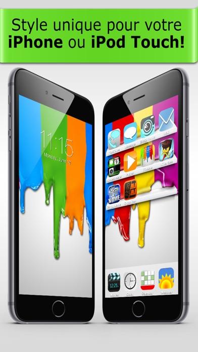 download iTheme - Thèmes pour ton iPhone et ton iPad apps 0
