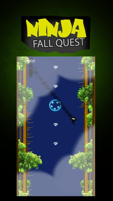 Ninja Fall Quest Free Edition screenshot two