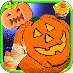 Halloween Cake Maker Make & Bake Chef Dessert Food