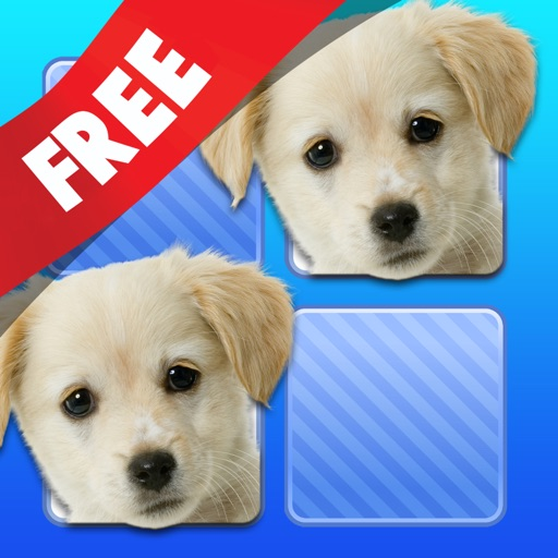 Memory Game Pets for kiddos, grandkids and toddler icon