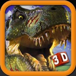 Dino City Rampage 3D. Dinosaur 3D Sim