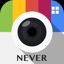 NEVER - Camera app