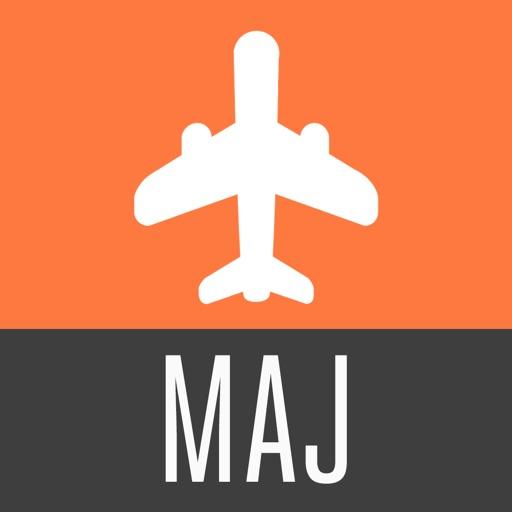 Majuro Travel Guide and Offline City Map