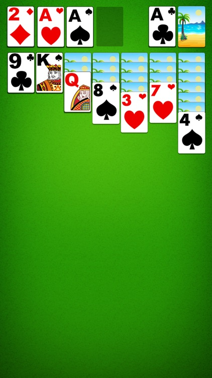Solitaire ∞