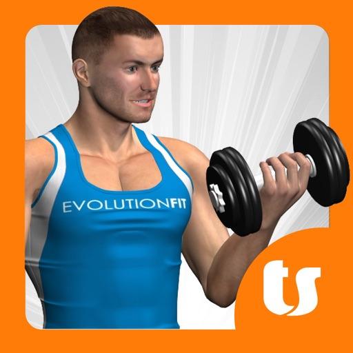 EvolutionFit Club app logo