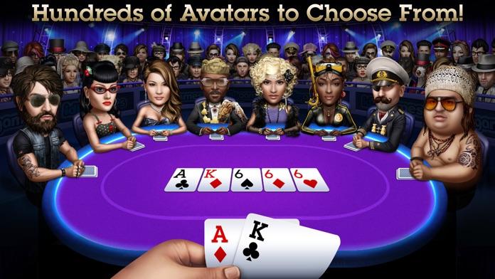 Fresh Deck Poker: Texas Holdem Screenshot