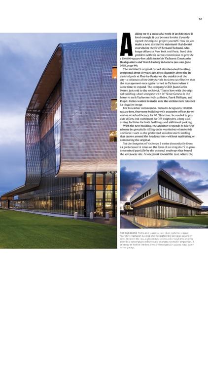 Architectural Record Digital screenshot-3